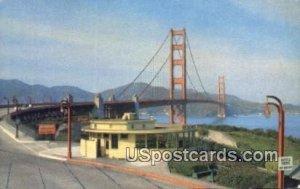 Round House Restaurant - San Francisco, CA