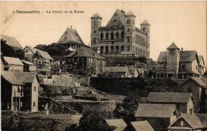 CPA Tananarive. Le Palais de la Reine. MADAGASCAR (625960)