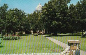 Texas Mason County Court House
