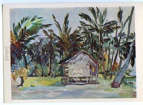 153512 OCEANIA Papua New Guinea Kapatirung Island Collector
