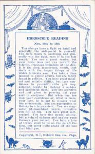 Horoscope Reading November 10th To 17th