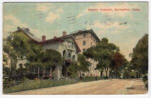 Springfield, Mass, Wesson Hospital