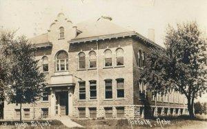 RP: NORFOLK , Nebraska , 1909 ; High School