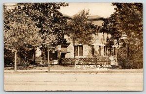 Kansas City Missouri~Arnold Thomas Girls School~20 Hunter Avenue~1910 RPPC