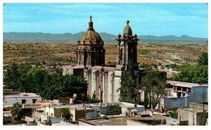 Nuns Church Guanajuato Mexico PC1144