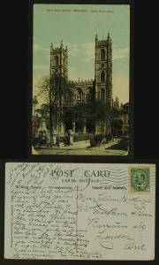 Notre Dame  Church 1911