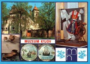 Museum Kyjov,Czech Republic BIN