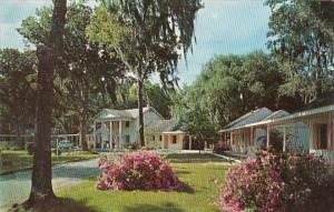South Carolina Charleston Mount Vernon Motel 1961