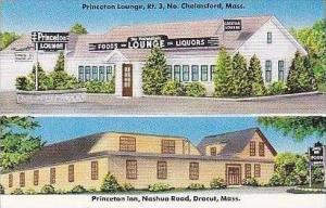 Massachusetts Chemsford Princeton Lounge and Dracut Princeton Inn