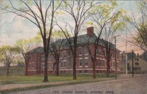 Massachusetts Beverly Hardie School 1909