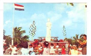 Cunard Line, Oranjestad, Aruba, N.W.I., 40-60s