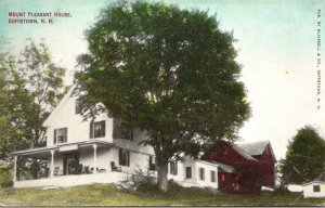New Hampshire Goffstown Mount Pleasant House 1911