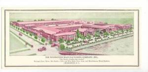 INK Blotter; Woodstock Mfg Co.,Charleston,SC 20s