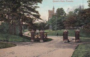 TORONTO, Ontario, Canada, PU-1910; Queen's Park
