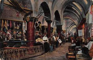Turkey Istanbul, Constantinople, Interieur du Grand Bazar