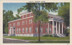 Maine Augusta Y M C A Building