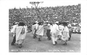 Mexico Baile Yalalteco Oaxaca Oax