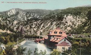 GLENWOOD SPRINGS , Colorado , 1900-1910s ; The Swimming Pool