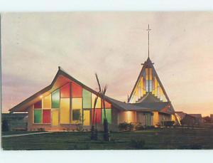 Pre-1980 CHURCH SCENE Mesa Arizona AZ hs7519