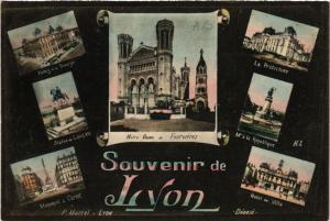 CPA LYON Souvenir (442475)