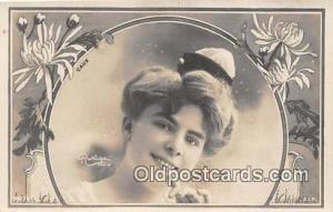 Caux  Postcard Post Card  Caux