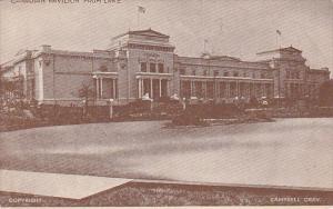 Canadian Pavilion #2 , British Empire Exhibition 1924 , London , England,