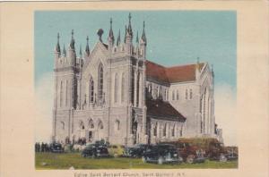 Canada New Brunswick St Bernard Eglise Saint Bernard