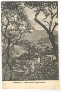 Panorama Da Capodimonte, Sorrento (Naples), Campania, Italy, 1900-10s