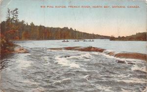 Canada, Ontario, Big Pine Rapids, French River, North Bay