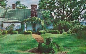 Virginia Charlottesville Ash Lawn Home Of James Monroe