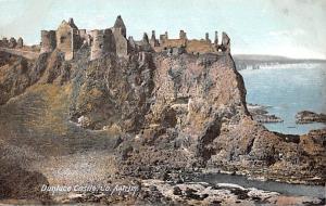 Antrim Ireland Dunluce Castle Antrim Dunluce Castle