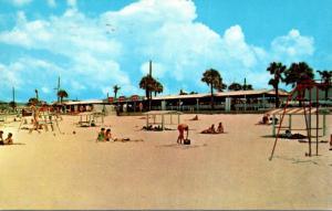 Florida Panama City Long Beach Recreation Center 1955