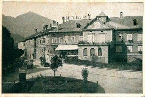 Italy Bressanone Hotel Elefante