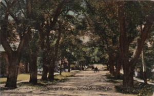 Canada Sherbrooke Montreal Street from Dufferin 1911