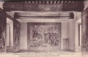 France Azay-le-Rideau Le Chateau National Musee de la Renaissance