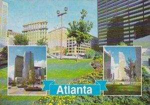 Atlanta Greetings From Atlanta Georgia