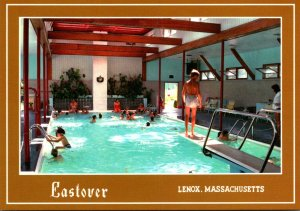 Massachusetts Lenox Eastover Indoor Swimming Pool