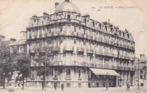 Hotel Continental, Le Havre (Seine Maritime), France, 1900-1910s
