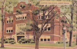 Indiana Auburn McIntosh High School 1948