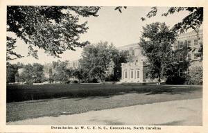 NC - Greensboro. Western Carolina University NC Dormitories