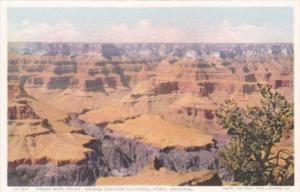 Fred Harvey View From Hopi Point Grand Canyon National Park Arizona Detroit P...