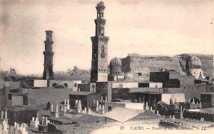 Tombs of the Mamelukes Cairo Egypt, Egypte, Africa Unused