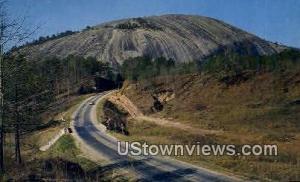 Stone Mountain, Georgia Post Card    ;    Stone Mountain, GA Stone Mountain G...