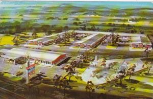 Alabama Huntsville Albert Pick Motel 1960