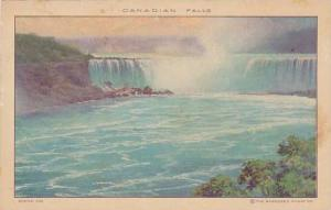 From the Home of the Shredded Wheats, Canadian Niagara Falls, Ontario, Canada...