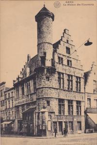 La Maison Des Tisserants, Gand (East Flanders), Belgium, 1900-1910s