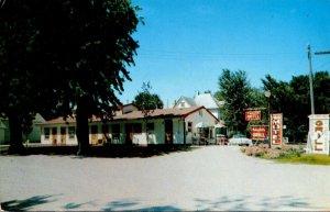 Illinois Hume Twilite Motel 1957