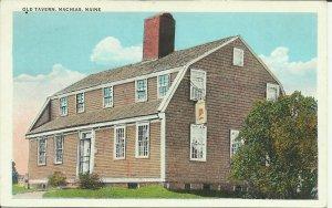 Machias, Maine, Old Tavern