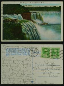 Niagara Falls NY 1932