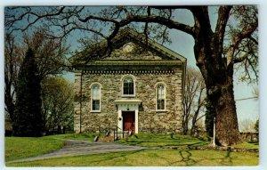 CHADDS FORD, Pennsylvania PA ~ BRANDYWINE BAPTIST CHURCH c1950s-60s Postcard
